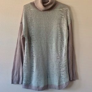 Nordstrom's Trouve Open Knit Sweater